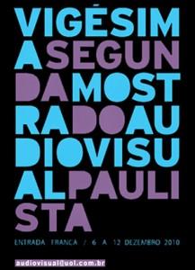 22ª Mostra de Audiovisual Paulista