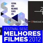 Logotipos dos Festivais Melhores Filmes dos anos de 2010 a 2012.